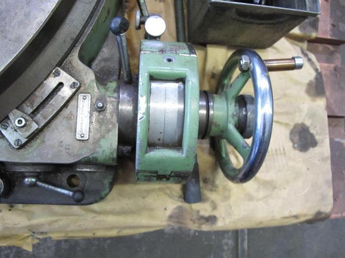 Rundtisch Teilapparat Ø700mm