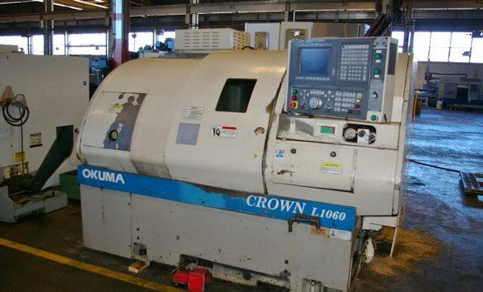 Okuma Crown L1060 (1999)