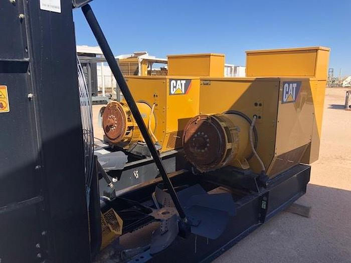 Caterpillar G3406 Skid with Generator and Cooler ( No Engine )