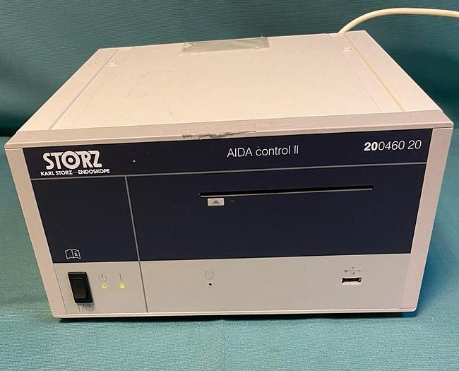 Gebraucht KARL STORZ AIDA Control II Video Endoskopiesystem