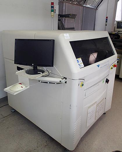 MPM  UP-1500 fully automatic stencil printer