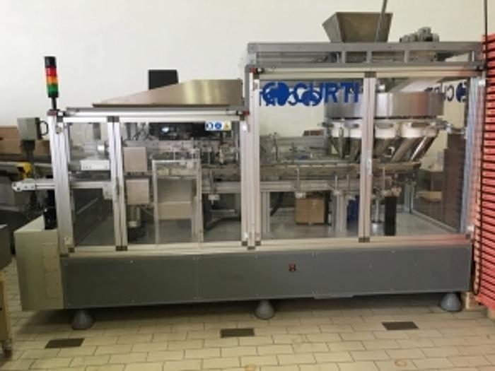 CURTI FILLER & VERTICAL CARTONNER