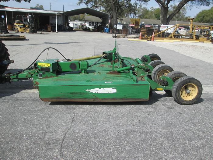 John Deere CX15 10' Single Batwing Mower