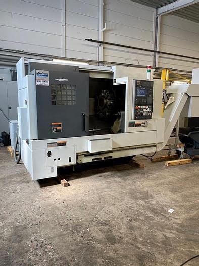Använd CNC-svarv Mori Seiki NL 2500Y / 700