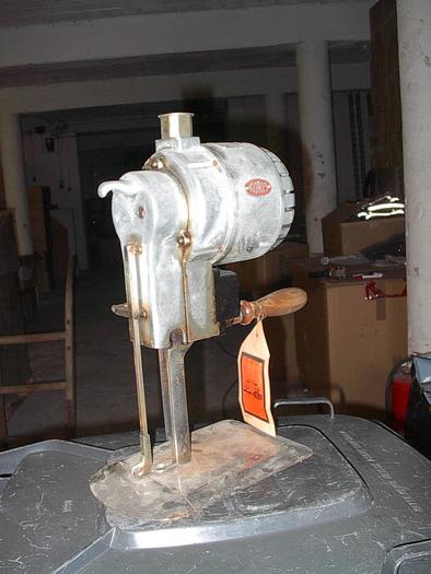 Gebraucht Stoßmesser KURIS  KVW15 150mm