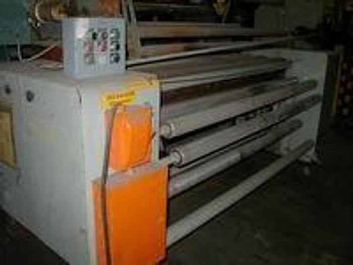 """Used 80"""" GEC Model 423 Separator, S/N 228, Mfg 9/72"""