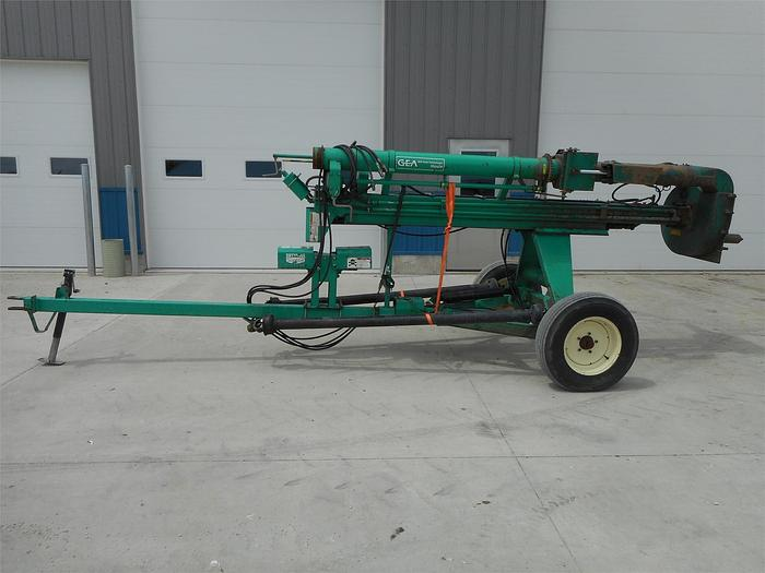 Used GEA SP-R-8 Manure Pump