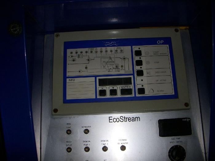 2006 Alpha Laval BWPX 307
