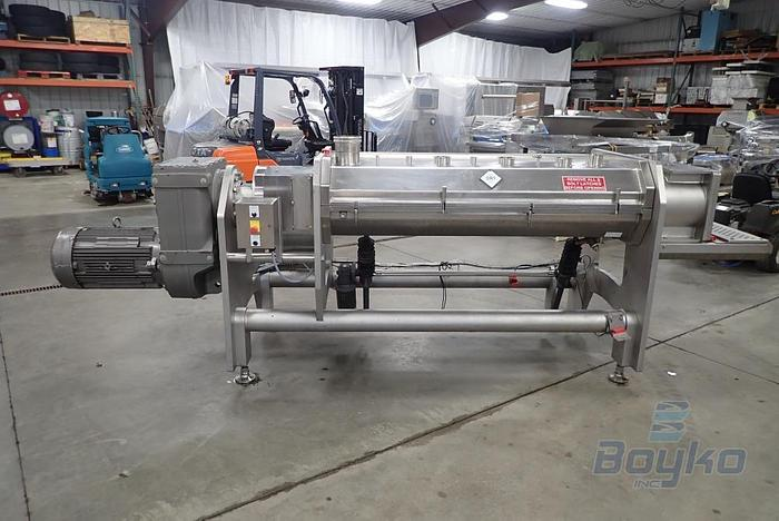 Used 2013 Reading Bakery Systems SS Continuous Mixer