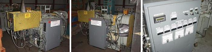 Used 0.8 in. WELDING ENGINEERS TWIN SCREW EXTRUDER – 34:1 L/D