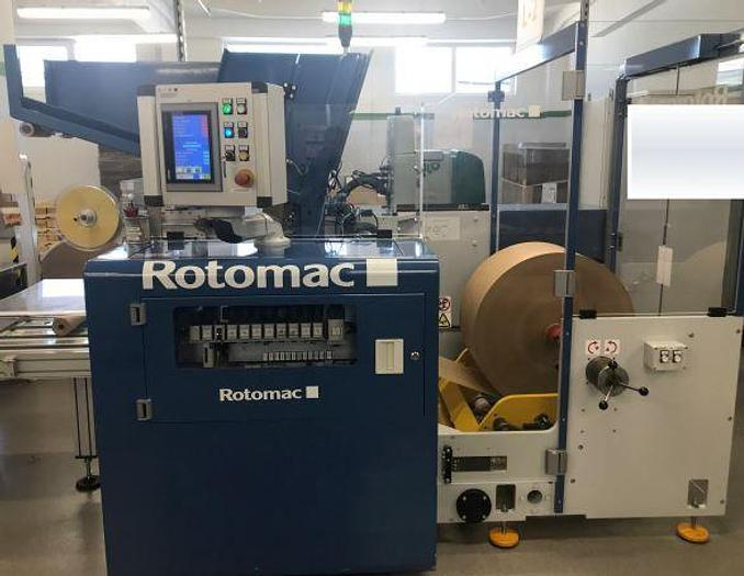 "Used 14.6"" - 24"" (370-610MM) ROTOMAC AUTOMATIC REWINDING MACHINE"