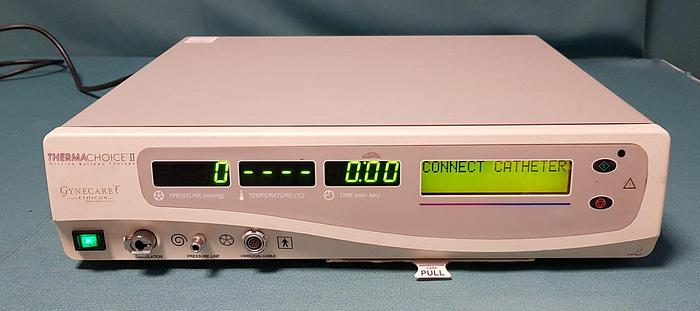 Gebraucht Gynecare Thermachoice II Uterine Balloon Therapy (UBT) System