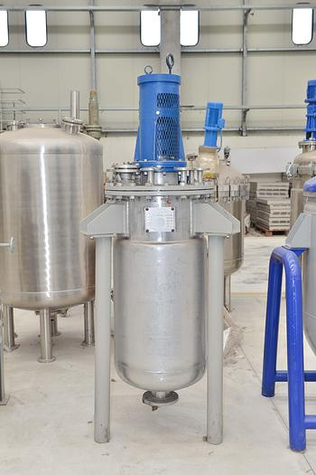 Usata Reattore NOVI INDUSTRIA da 350 Litri