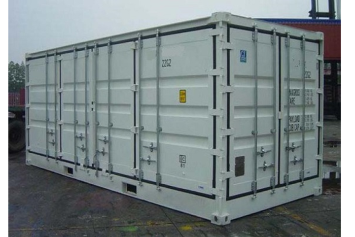 """20 'Container 8'6 """"Open Left side"""