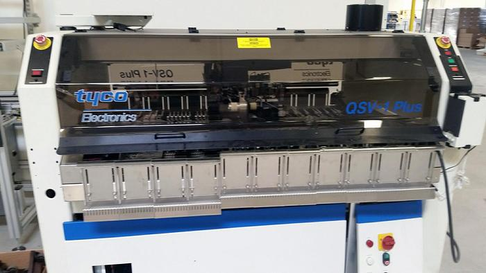 Quad QSV-1 Plus Flexible SMT placer
