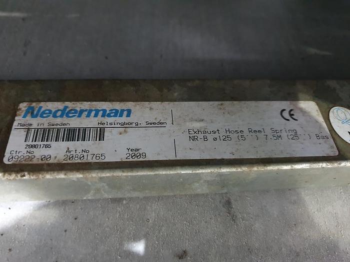 Nederman Workshop Fume Extractors