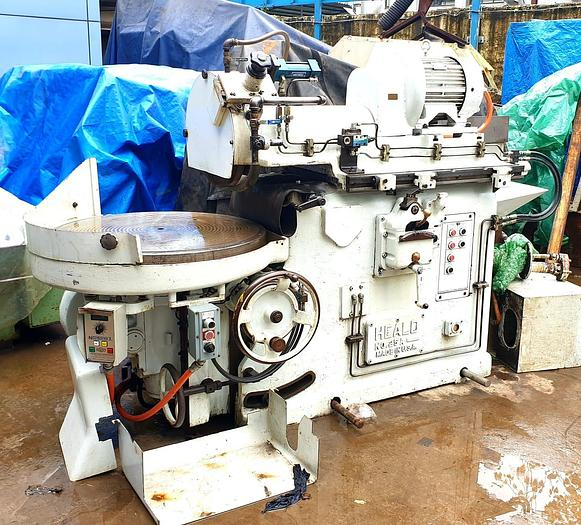 Heald 25A Rotary Surface Grinding Machine