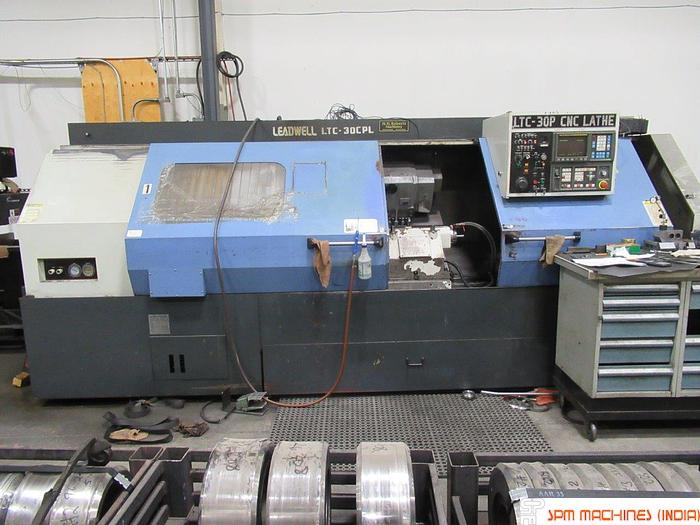 1995 Leadwell LTC-30CPL CNC Turning