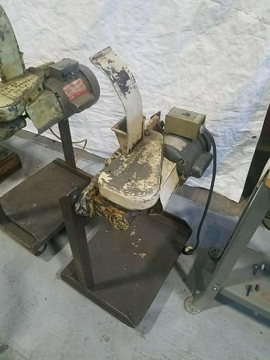 Used Star Chopper Stock Chopper Cuts Metal Strip from Stamping Machines