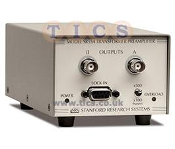 Used Stanford Research Systems SRS SR554