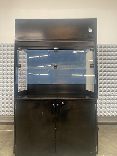 """Used WorkStation Industries 48"""" Cabinet Mounted Ductless Fume Hood"""