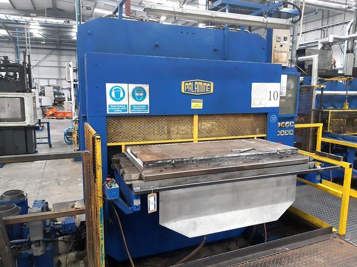 Used 2001 Palamine 300ton Upstroke Hydraulic Press