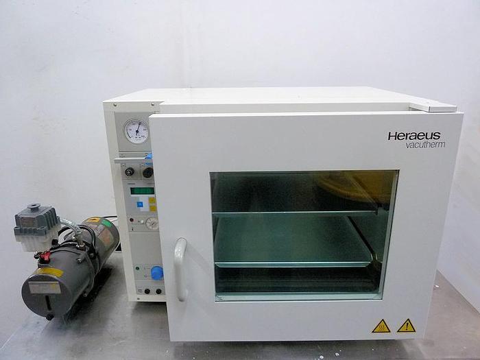Used E 15176 E - Vacuum Oven HERAEUS VT 6060 M - Vacutherm
