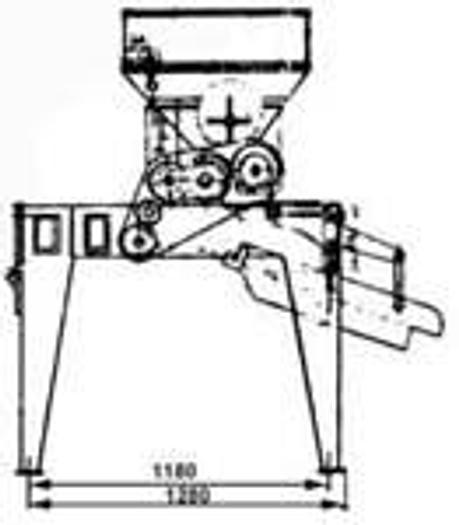 Używane Krajalnica do fasoli, bułgarska