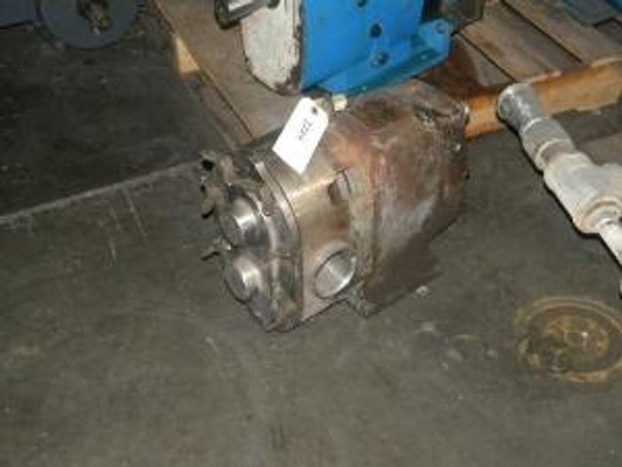 Waukesha Positive Displacement Pump
