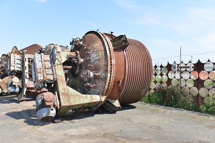 Usata Reattore F.B.M. da 18000 Litri