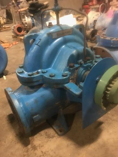 Used GOULDS 3410 6 X 8 X 14H   1800 GPM