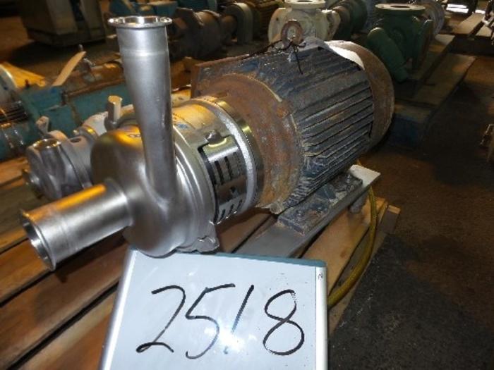 APV 3'' x 2'' Centrifugal Pump #2518