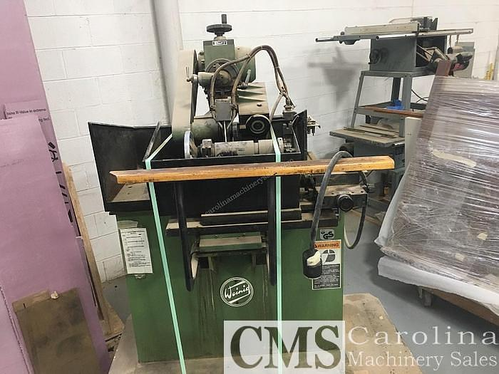Used Small Woodworking Shop Liquidation