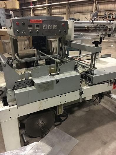 """Used TEXWRAP MODEL 3022 AUTOMATIC L-BAR SEALER PACKAGE SIZE RANGE: UP TO 29""""L X 20""""W X 9""""H"""