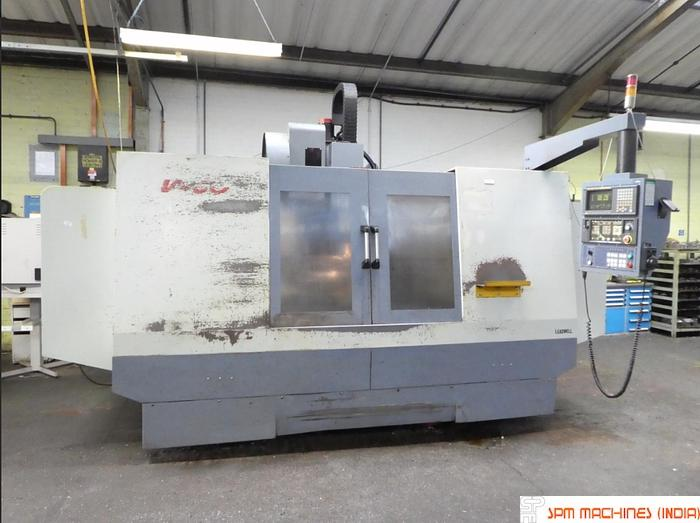 Used Leadwell V60 VMC - 2005