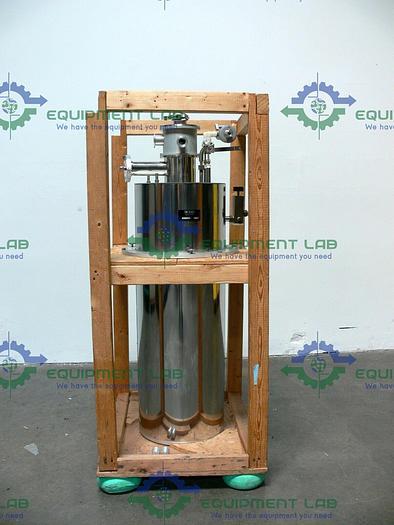 Used Cryo Industries 1113CC-11344-SXG Cryogenic Superconducting Dewar 7 Tesla Magnet