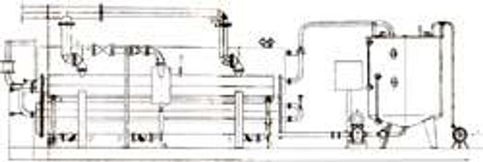 Używane Pasteryzator rurowy do soku WPA-9