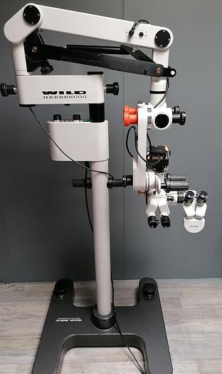 Gebraucht WILD HEERBRUGG MTR 29 Operationsmikroskop