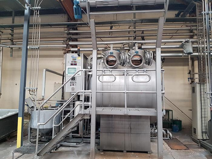 THIES dyeing machine Airstream