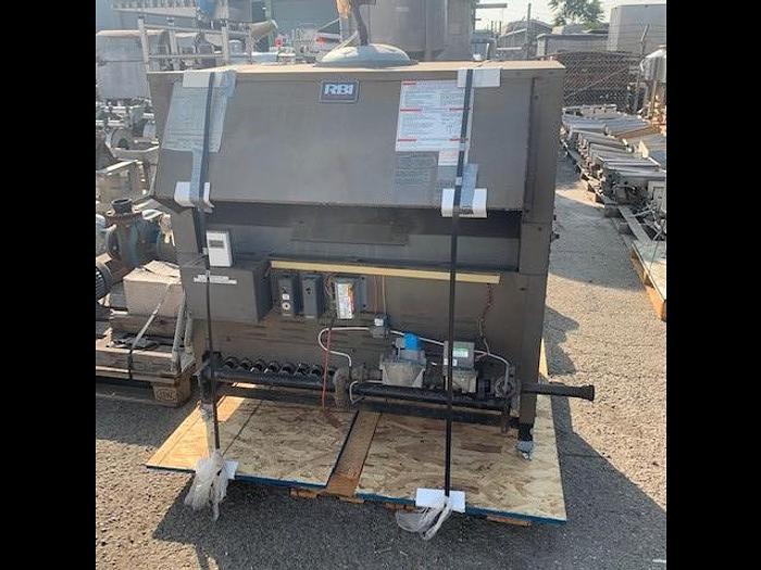 Used RBI Boiler Model 33HB0950PE2ASSS