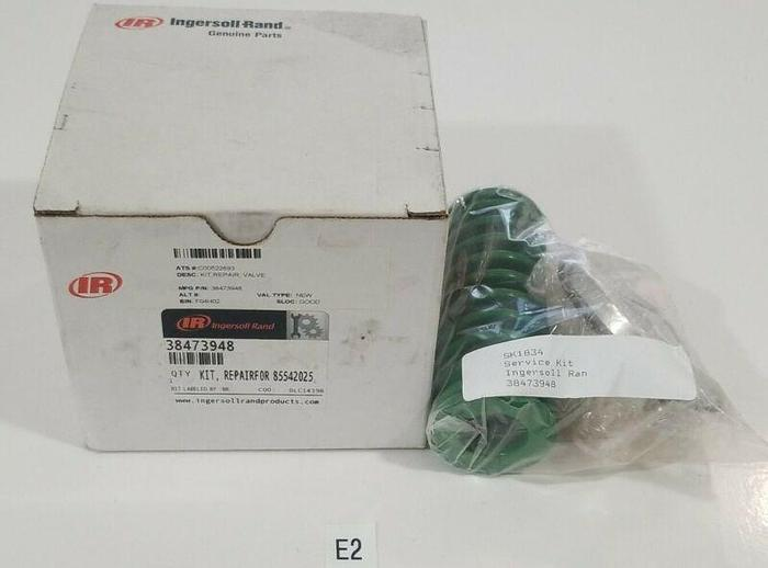 *NEW* OEM Ingersoll Rand 38473948 Repair Valve Kit For 85542025 + Warranty!