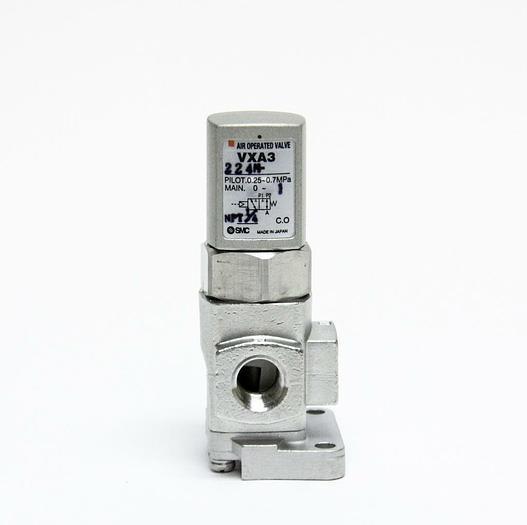 "SMC VXA3224 M Air Operated Valve, Non-Leak, 2.2mm, 1/4 3/8"" NEW (3915)"