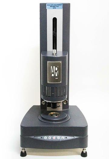Used TA Instruments AR2000ex Rheometer 531002.901, no Controller & Power Supply (6276