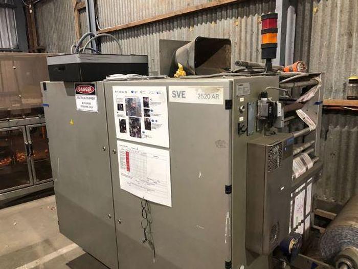 Used BOSCH - Late Model High Speed Vertical FFS machine