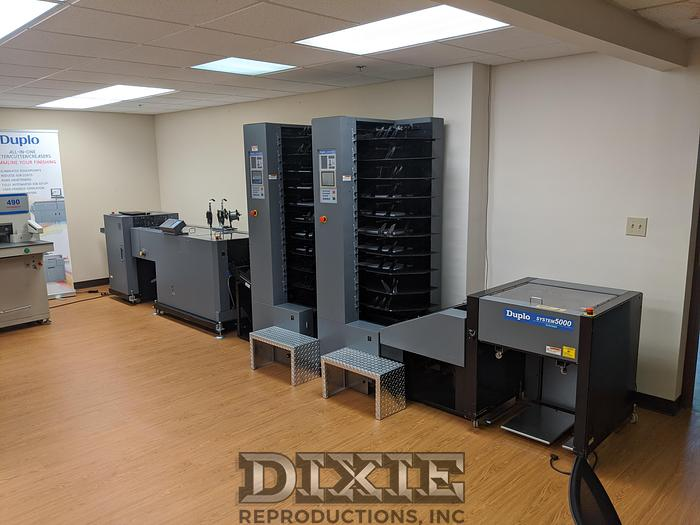Used 2008 Duplo System 5000