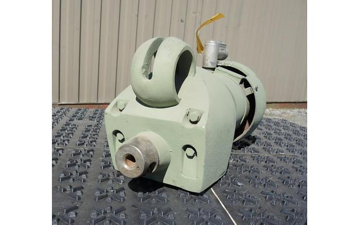 USED LIGHTNIN CLAMP-ON MIXER, MODEL ND-2A, 0.75 HP