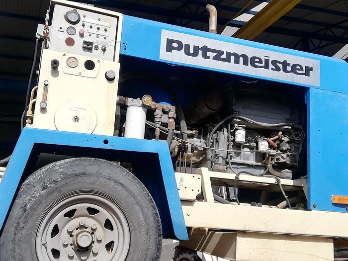 2006 PUTZMEISTER TK40