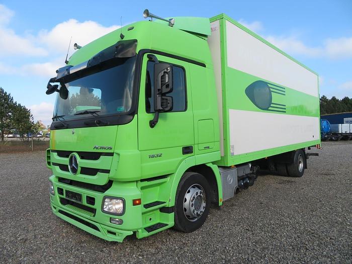 God 2012 Mercedes Actros 1832 4x2 Euro 5