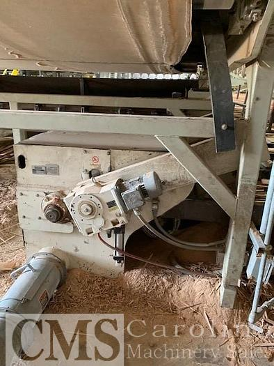 Used 2012 Cresswood EF-36-50 Horizontal Feed Grinder