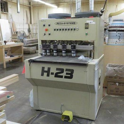 Accusystems H23 Dowel Inserter